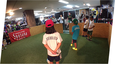 LUZeSOMBRA 天下一武道会 大阪ラウンド U-12予選